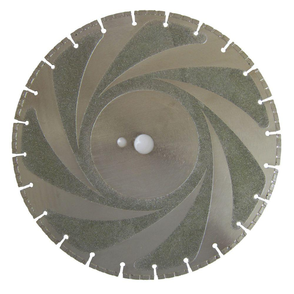 Archer USA 14 in. Ductile Iron Diamond Blade for Metal Cutting