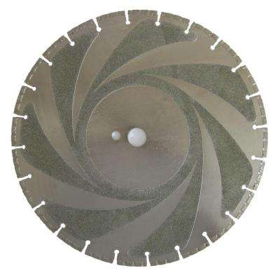 14 in. Ductile Iron Diamond Blade for Metal Cutting