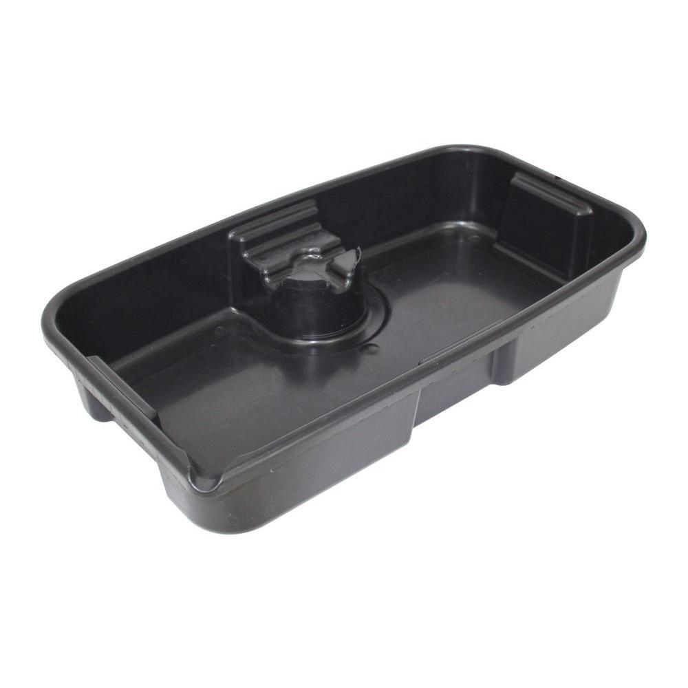 Less Mess Oil Drain Pan