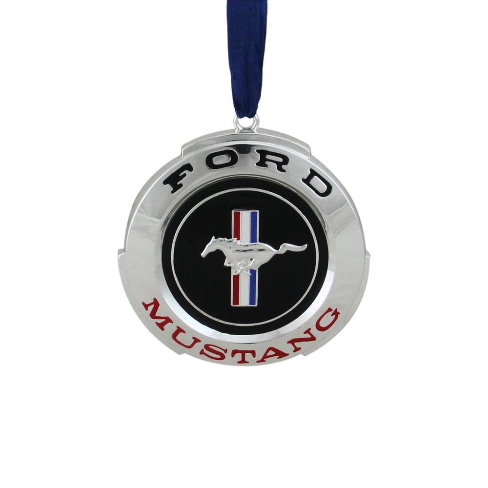 Ford Mustang Xmas Ornaments