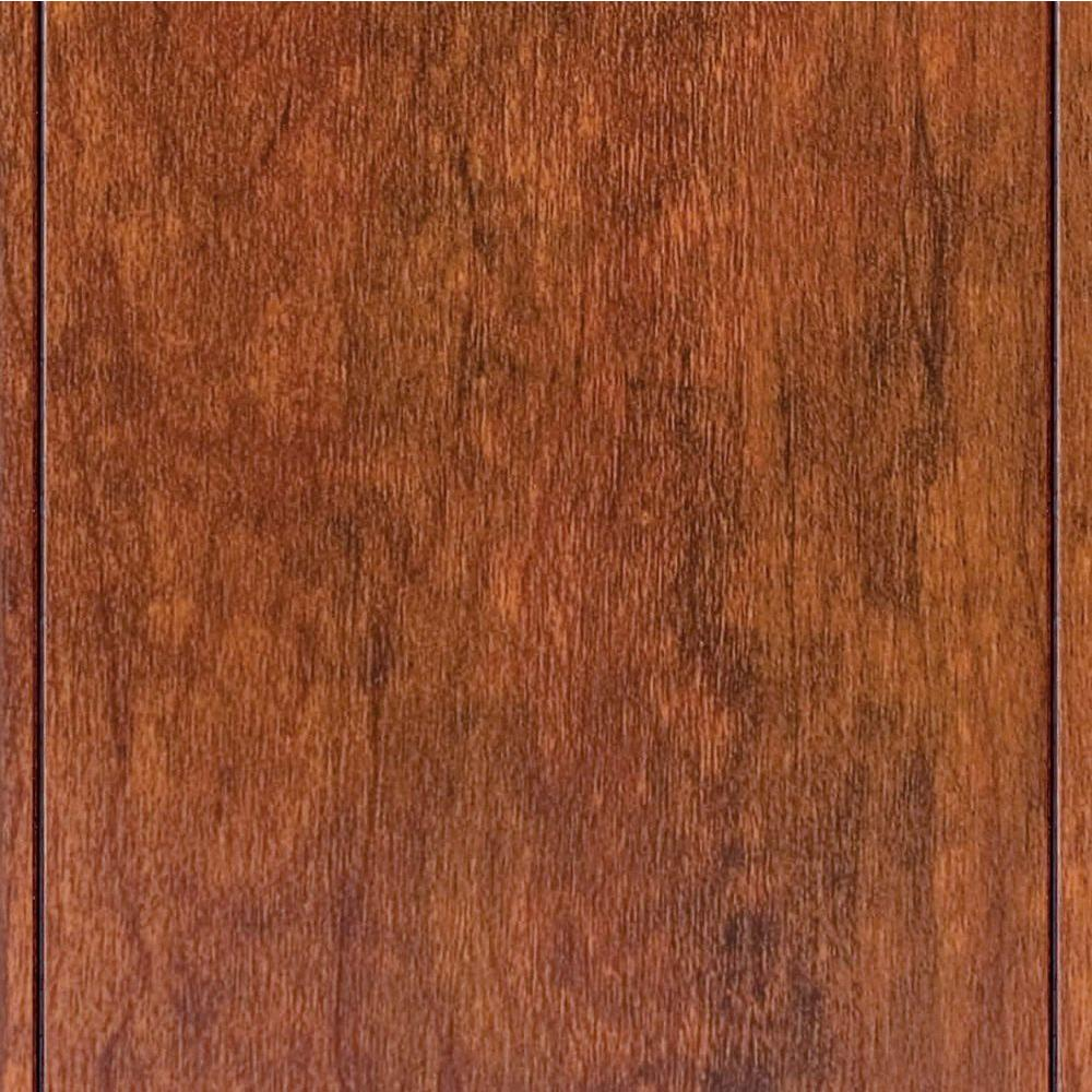 Home Decorators Collection High Gloss Keller Cherry 8 mm Thick x 5 in. Wide x 47-3/4 in. Length Laminate Flooring (13.26 sq. ft. / case)