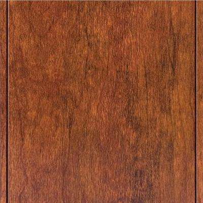 High Gloss Keller Cherry 8 mm Thick x 5 in. Wide x 47-3/4 in. Length Laminate Flooring (13.26 sq. ft. / case)