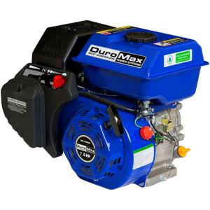 Duromax Portable 7 HP 3/4 inch Shaft Gas-Powered Recoil Start Engine by Duromax