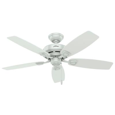 Sea Wind 48 in. Indoor/Outdoor White Ceiling Fan