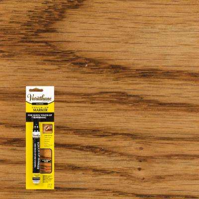.33 oz. Golden Oak  Wood Stain Furniture & Floor Touch-Up Marker  (8-Pack)