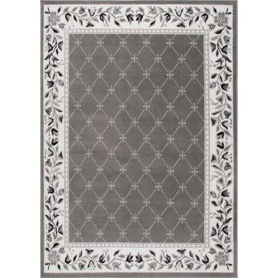 05123c6740e2 Gray - Home Dynamix - Area Rugs - Rugs - The Home Depot