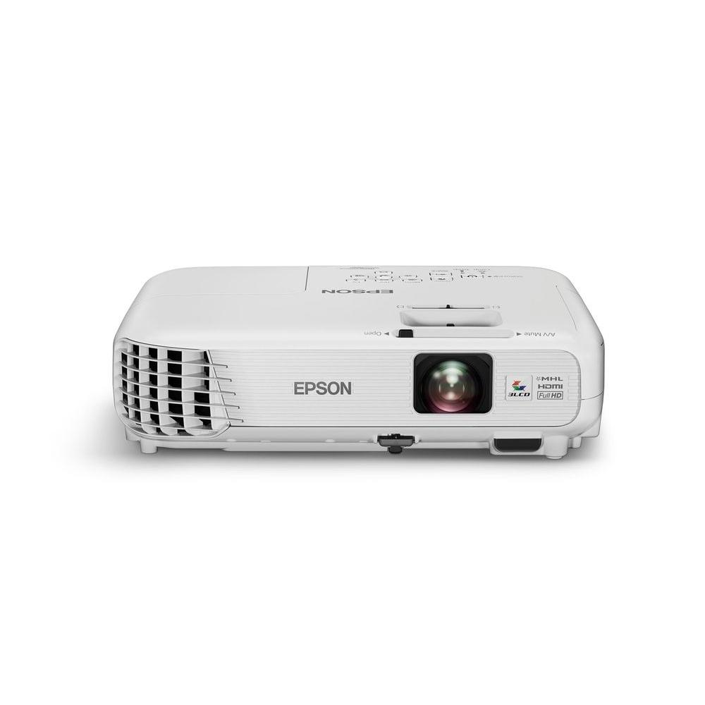 Epson Home Cinema 1040, 1920 x 1200 Full HD 1080p 3LCD Projector with 3000 Lumens