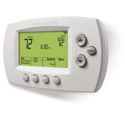 Wi-Fi 7 - Day Programmable Thermostat + Free App