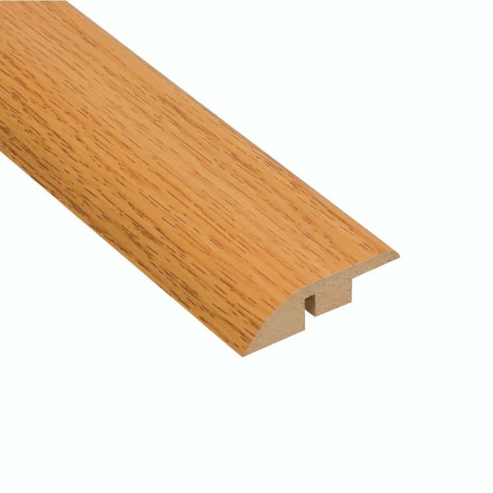 Home Legend Tacoma Oak 11.13mm Thick x 1-13/16 in. Wide x 94 in. Length Laminate Hard Surface Reducer Molding-DISCONTINUED
