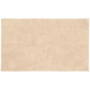 Garland Rug Queen Cotton Natural 30 inch x 50 inch Washable Bathroom Accent Rug by Garland Rug