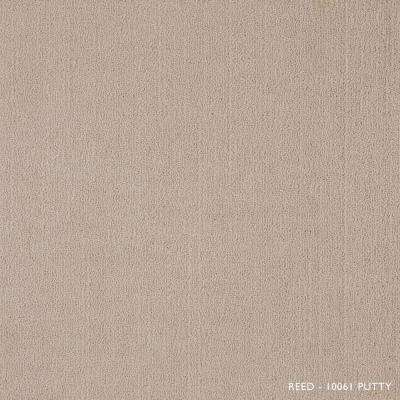 Reed Putty Loop 19.68 in. x 19.68 in. Carpet Tiles