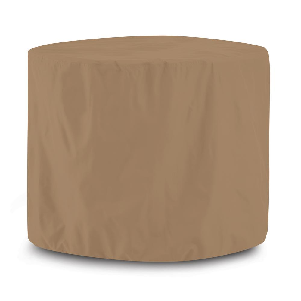 Everbilt 40 in. x 34 in. Round Down Draft Evaporative Cooler Cover