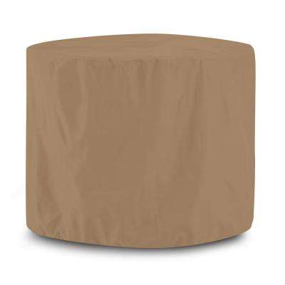 40 in. x 34 in. Round Down Draft Evaporative Cooler Cover
