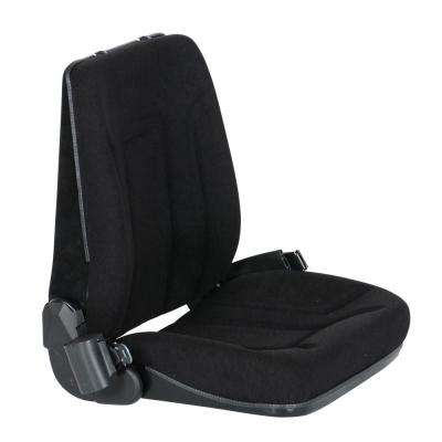 Deluxe Forklift Cloth Seat with Seat Belt