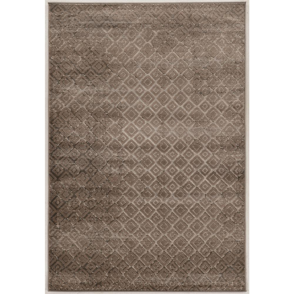Linon home decor jewell collection vintage g diamonds 5 ft for Home accents rug collection
