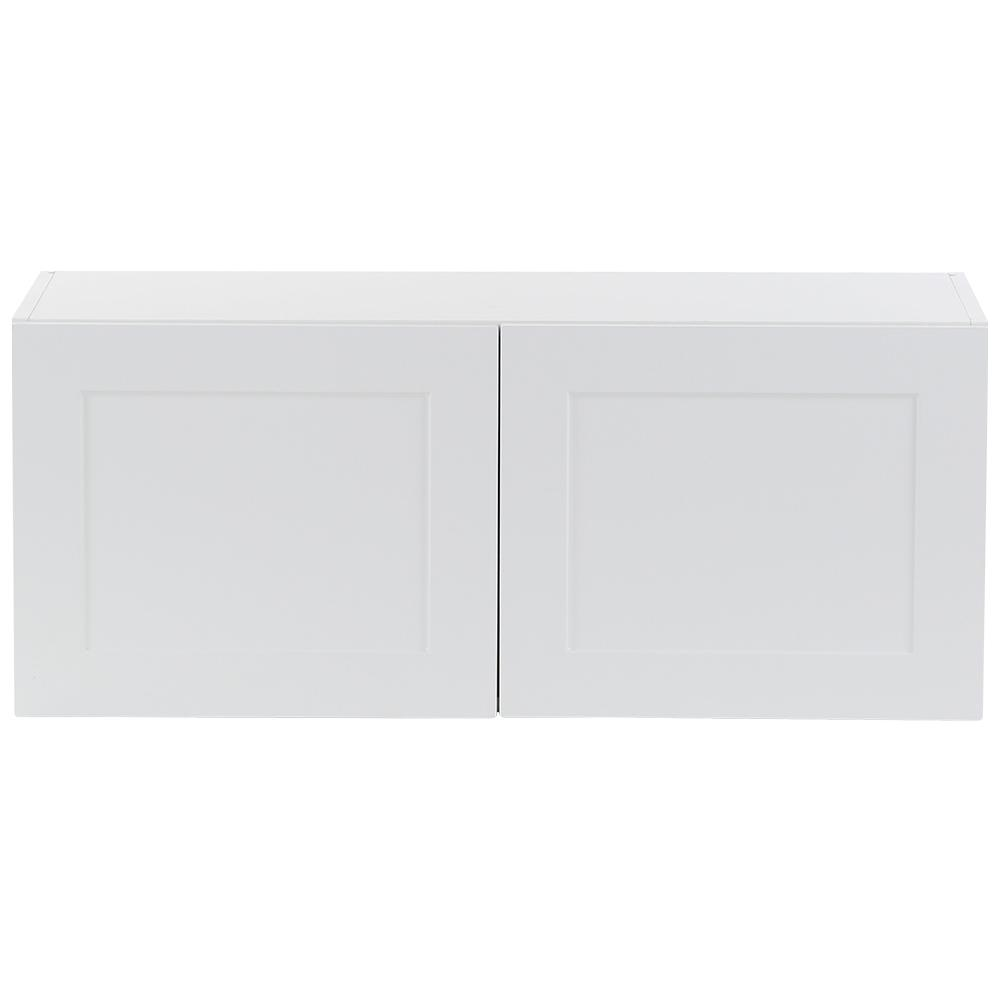 Plywood Wall Cabinet Plan: Hampton Bay Cambridge Assembled 36x15x12 In. All Plywood