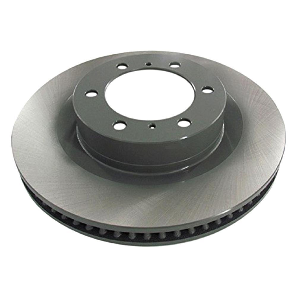 Front /& Rear Disc Brake Rotors 4 PCS For 2007-2009 Kia Rondo