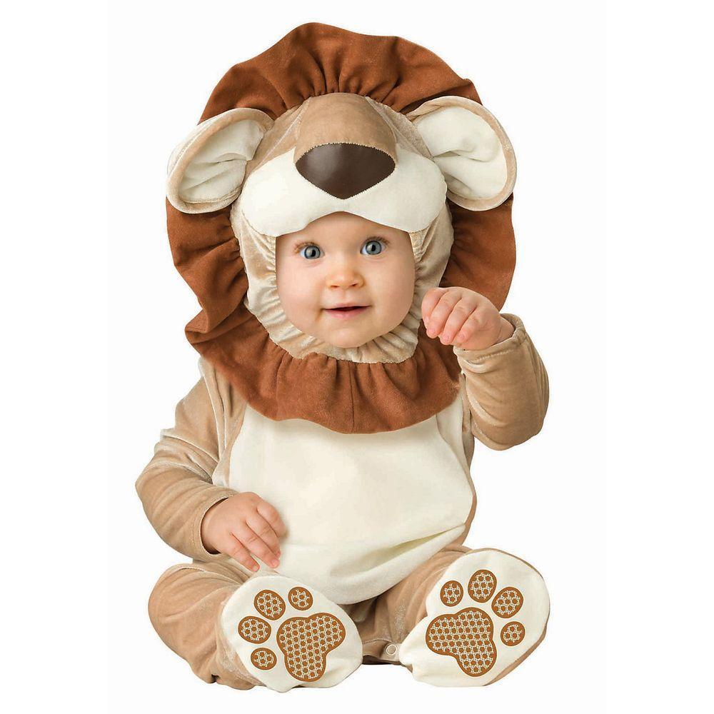 Infant Toddler Lovable Lion Costume
