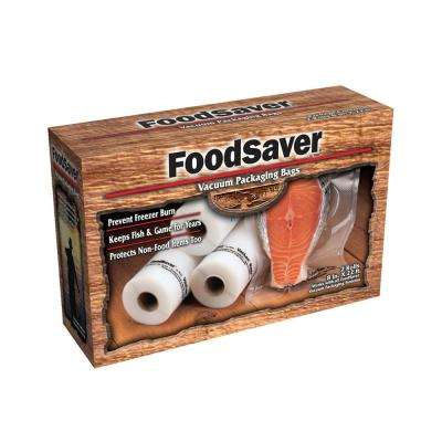 GameSaver 8 in. x 20 ft. Bag Rolls (2-Pack)