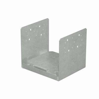 ABU 8x8 Rough 14-Gauge Adjustable Post Base