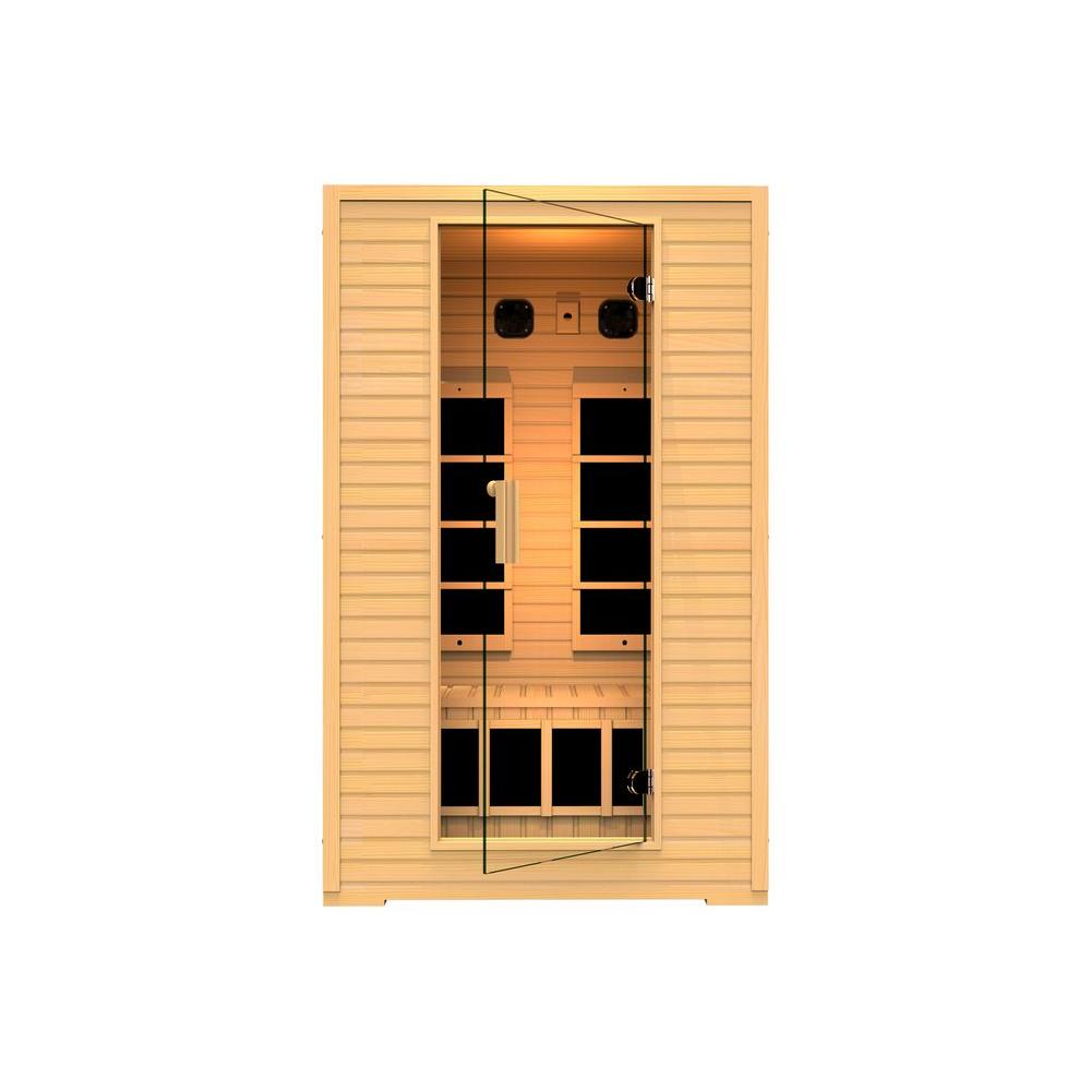 JNH Lifestyles Vivo 2-Person Far Infrared Sauna