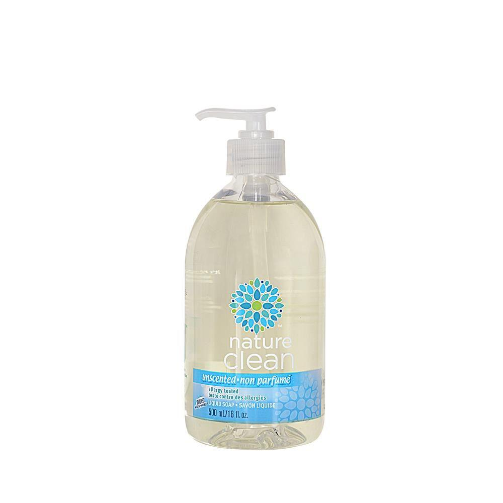 16.8 oz. Unscented Liquid Hand Soap