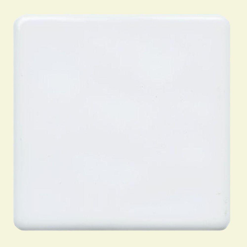 Merola Tile Bumpy Blanco 4 in. x 4 in. Ceramic Wall Tile (11 sq. ft. / case)