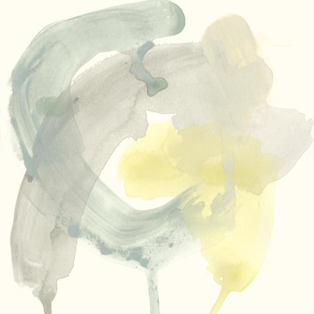 """84 in. x 84 in. """"Lunar Sunrise II"""" by June Erica Vess Canvas Wall Art"""