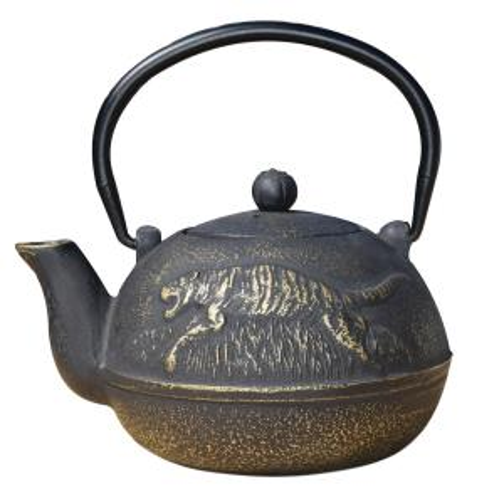 Old Dutch Tora 2.75-cup Teapot in Matte Black by Old Dutch