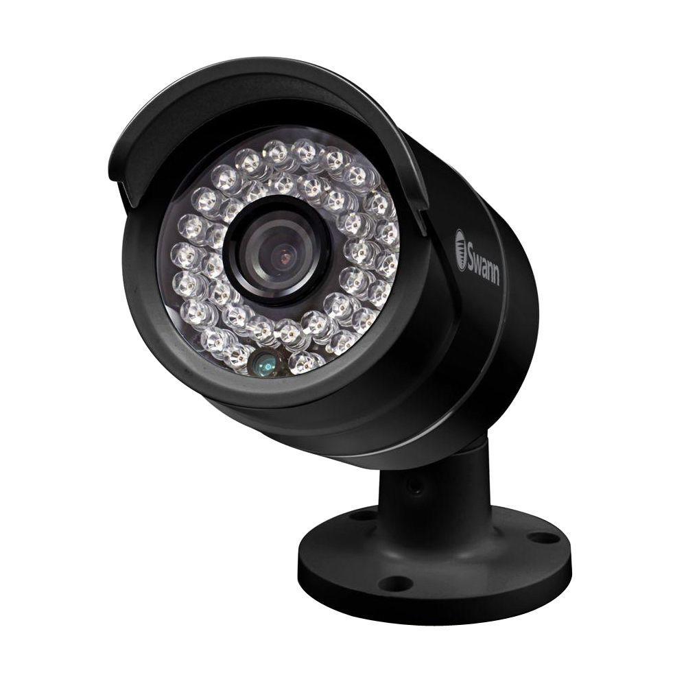 PRO-A850 AHD 720TVL Indoor/Outdoor Bullet Camera, Black