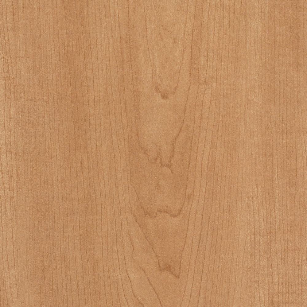 4 ft. x 8 ft. Laminate Sheet in Harvest Maple with