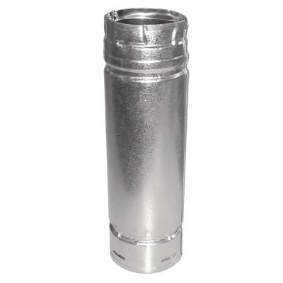 PelletVent 4 in. x 36 in. Double-Wall Chimney Stove Pipe