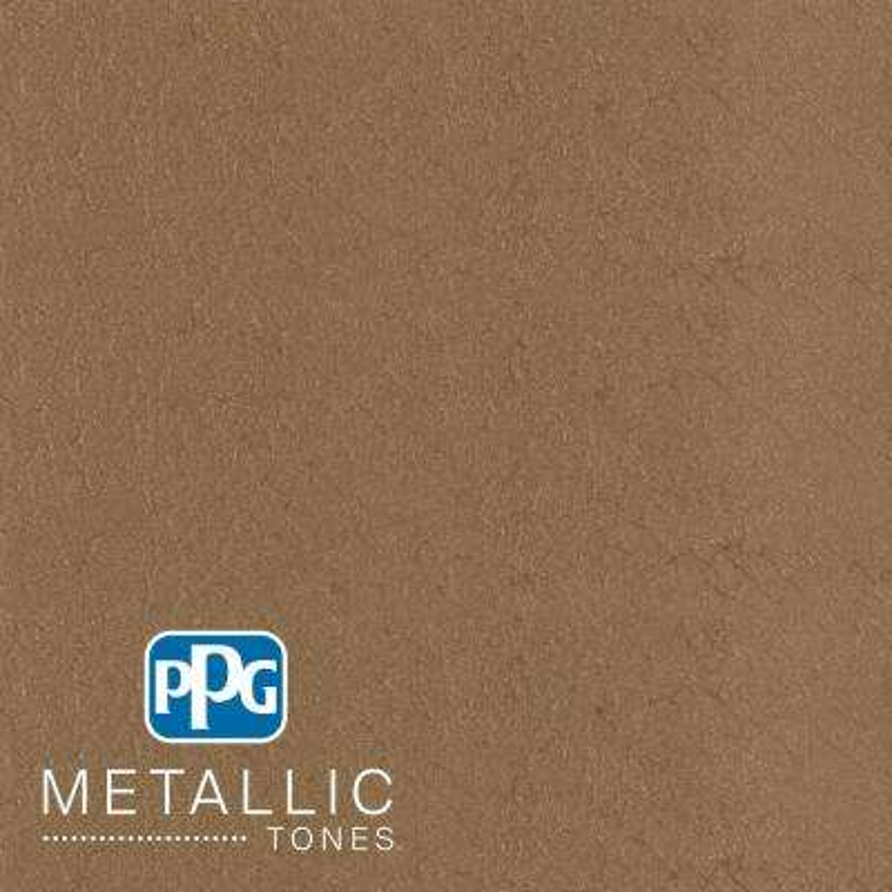 1 qt.#MTL134 Bronzed Ginger Metallic Interior Specialty Finish Paint