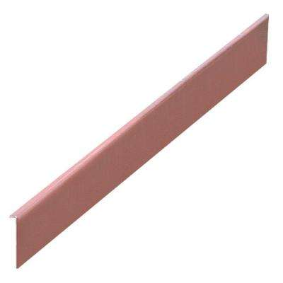 8 in. Factory Primed Steel Foundation Plate