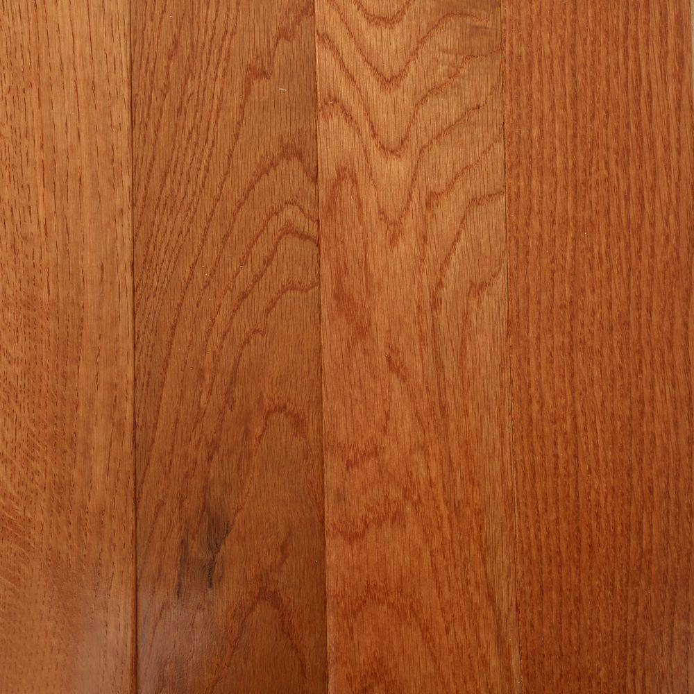 American Originals Copper Dark Oak 3/4 in. T x 3-1/4 in.