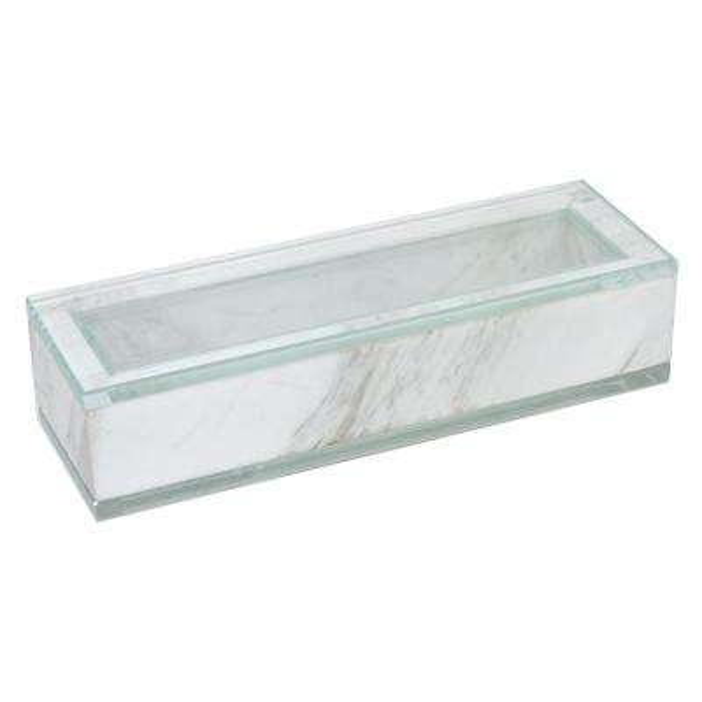 Whtie Marble Box