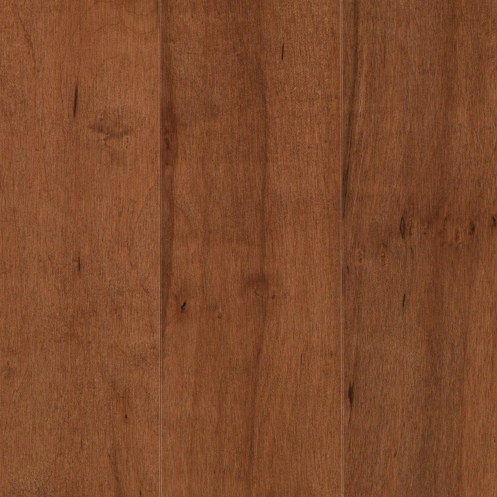 Pristine Maple Amaretto Engineered Hardwood Flooring - 5 in. x 7 in. Take Home Sample