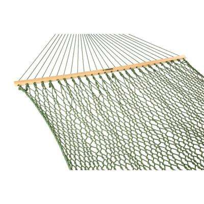 13 ft. Presidential DuraCord Rope Hammock Meadow (Green)