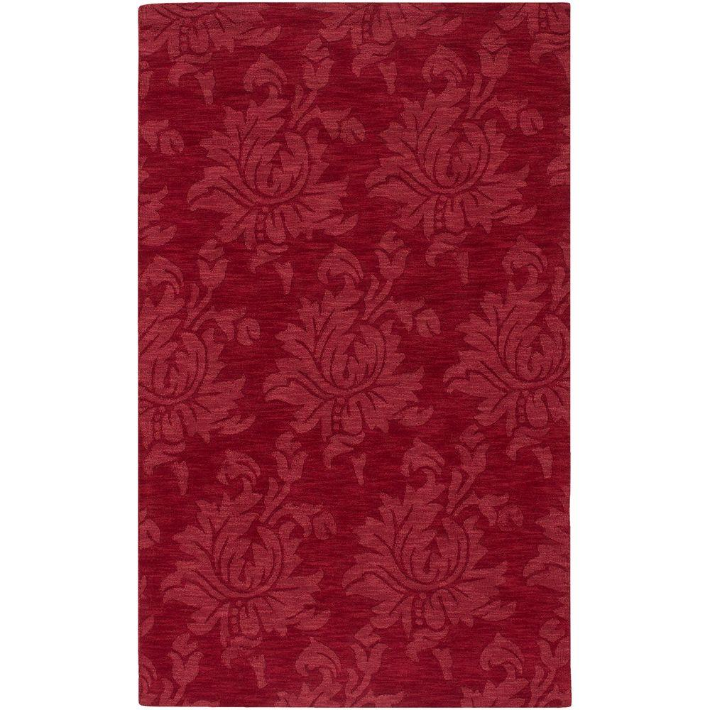 Beth Ruby Red 3 ft. 3 in. x 5 ft. 3