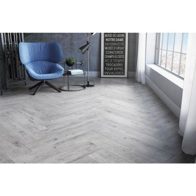 Safari Glacier 8 in. x 36 in. Glazed Porcelain Floor and Wall Tile (11.52 sq. ft. / case)