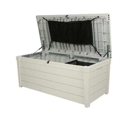 120 Gal. Pool Storage Deck Box