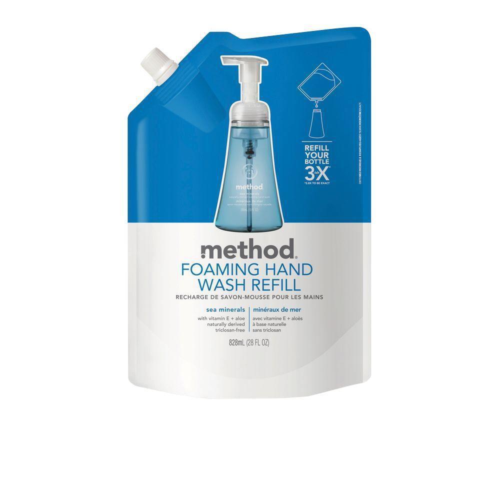 28 oz. Sea Minerals Foaming Hand Wash Refills