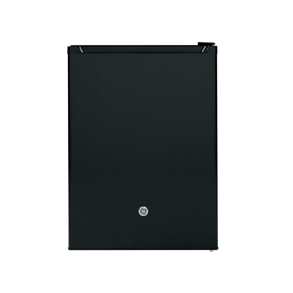 Ge 56 Cu Ft Mini Refrigerator In Black Gce06gghbb The Home Depot Stocking Ring 9919