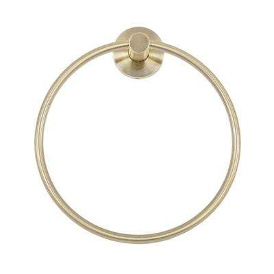 Venezia Towel Ring in Bronze