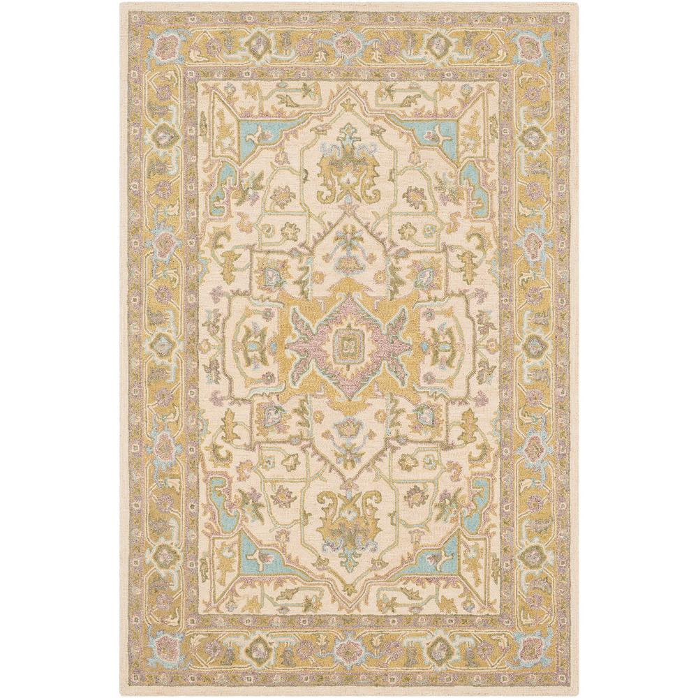Beaumaris Butter (Yellow) 5 ft. x 7 ft. 6 in. Area Rug