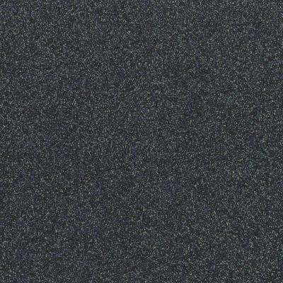 2 in. x 3 in. Laminate Countertop Sample in Graphite Nebula with Standard Matte Finish