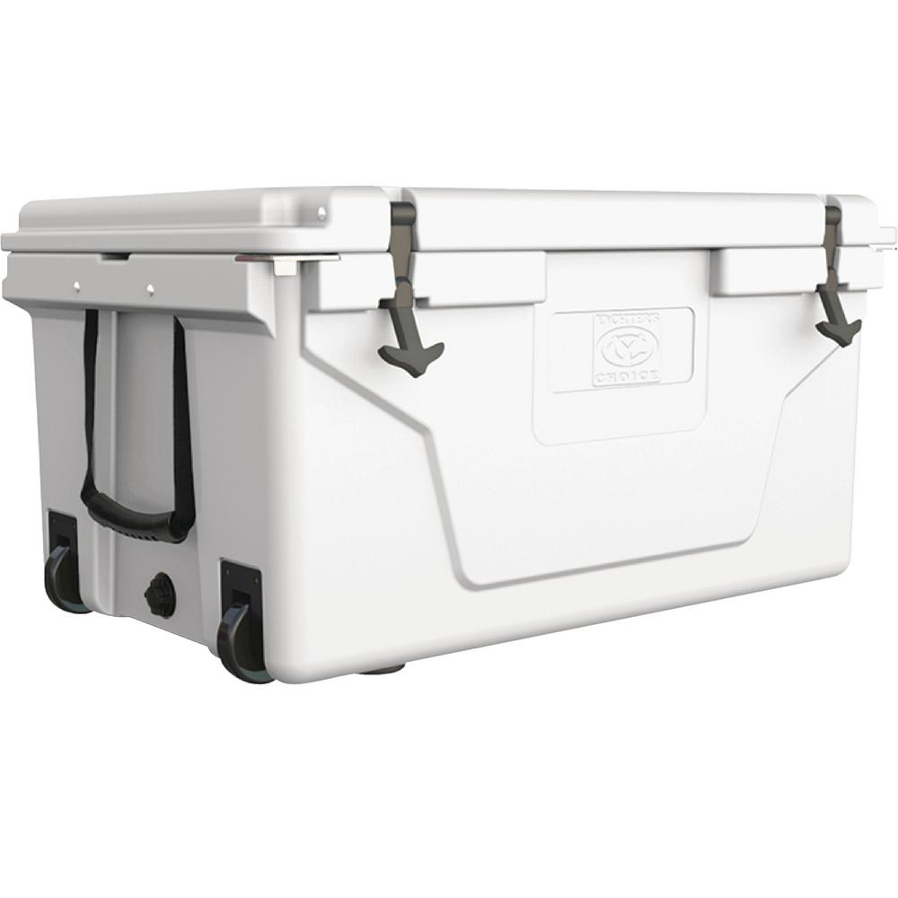 Yachter's Choice 85 Qt. Extended Performance Cooler With Wheels