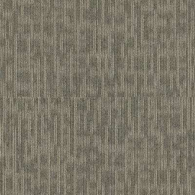 Generous Georgia Loop 24 in. x 24 in. Carpet Tile (20 Tiles/Case)