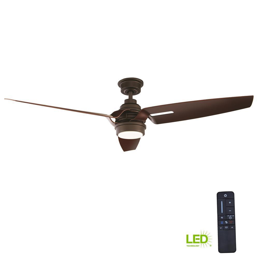 home decorators collection iron crest 60 in led dc motor indoor Ceiling Fan Construction home decorators collection iron crest 60 in led dc motor indoor espresso bronze ceiling fan
