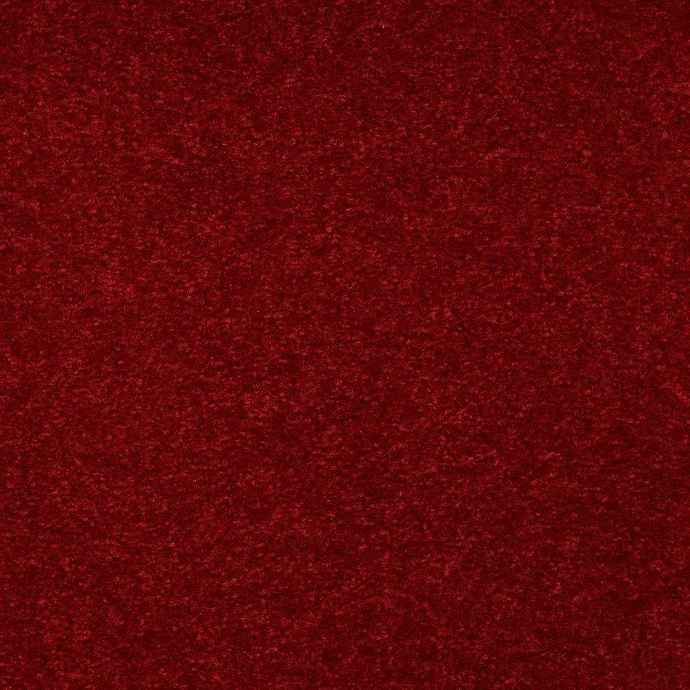 Platinum Plus Enraptured I - Color Chinaberry 12 ft. Carpet